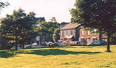 Blisland Village Green.