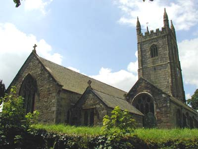 Cardinham parish Church